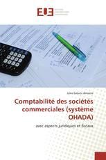 Comptabilité des sociétés commerciales (système OHADA)