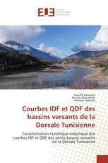 Courbes IDF et QDF des bassins versants de la Dorsale Tunisienne