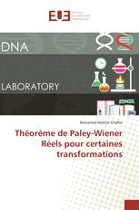 Théorème de Paley-Wiener Réels pour certaines transformations