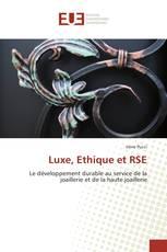 Luxe, Ethique et RSE