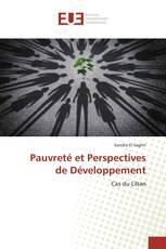 Pauvreté et Perspectives de Développement