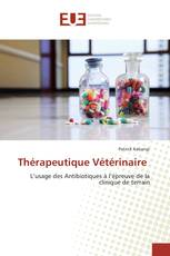 Thérapeutique Vétérinaire