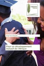 Pour un développement inclusif de l'Afrique