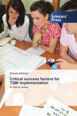 Critical success factors for TQM implementation