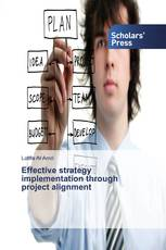 Effective strategy implementation through project alignment