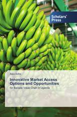 Innovative Market Access Options and Opportunities