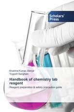 Handbook of chemistry lab reagent
