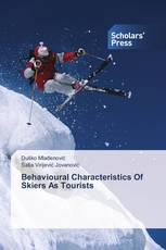 Behavioural Characteristics Of Skiers As Tourists