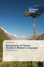 Bibliography of Tibetan Studies in Western Languages
