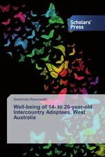Well-being of 14- to 26-year-old Intercountry Adoptees, West Australia