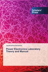 Power Electronics Laboratory Theory and Manual