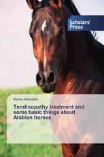 Tendinopathy treatment and some basic things about Arabian horses