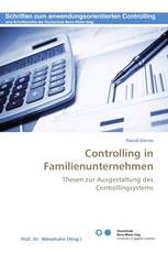 Controlling in Familienunternehmen