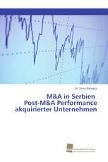 M&A in Serbien Post-M&A Performance akquirierter Unternehmen