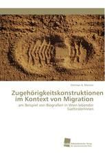 Zugehörigkeitskonstruktionen im Kontext von Migration