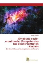 Erhebung sozio-emotionaler Kompetenzen bei beeinträchtigten Kindern