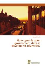 How open is open government data in developing countries?