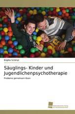 Säuglings- Kinder und Jugendlichenpsychotherapie