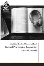 Cultural Problems of Translation