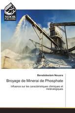 Broyage de Minerai de Phosphate