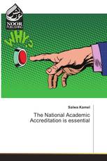 The National Academic Accreditation is essential