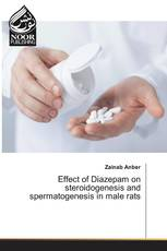 Effect of Diazepam on steroidogenesis and spermatogenesis in male rats