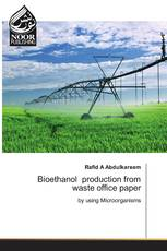 Bioethanol production from waste office paper