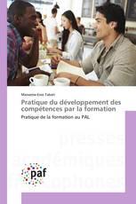 Pratique du développement des compétences par la formation