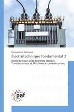 Électrotechnique fondamental 2