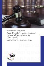 Cour Pénale Internationale et Union Africaine contre l'impunité