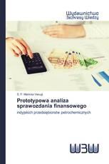 Prototypowa analiza sprawozdania finansowego