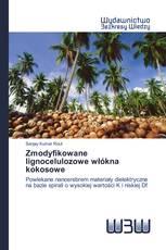 Zmodyfikowane lignocelulozowe włókna kokosowe