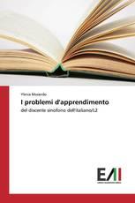 I problemi d'apprendimento