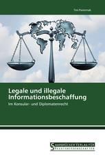 Legale und illegale Informationsbeschaffung