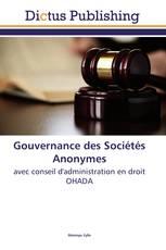 Gouvernance des Sociétés Anonymes