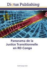 Panorama de la Justice Transitionnelle en RD Congo