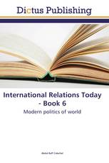 International Relations Today - Book 6