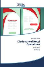 Dictionary of Hotel Operations