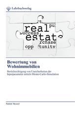 Bewertung von Wohnimmobilien
