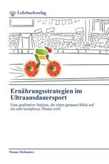 Ernährungsstrategien im Ultraausdauersport