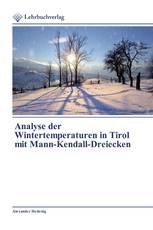 Analyse der Wintertemperaturen in Tirol mit Mann-Kendall-Dreiecken