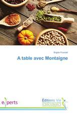 A table avec Montaigne