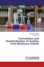 Formulation and Standardization of Avaleha from Benincasa hispida
