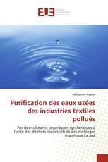 Purification des eaux usées des industries textiles pollués