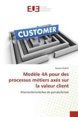 Modèle 4A pour des processus métiers axés sur la valeur client