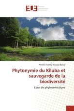 Phytonymie du Kiluba et sauvegarde de la biodiversité