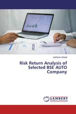 Risk Return Analysis of Selected BSE AUTO Company