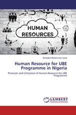 Human Resource for UBE Programme in Nigeria