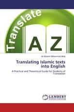 Translating Islamic texts into English