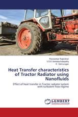 Heat Transfer characteristics of Tractor Radiator using Nanofluids